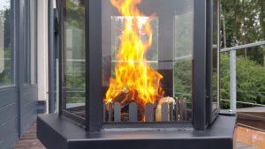 die kompakte Firefun Flamme